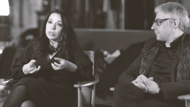 INTERVIEW GIOVANNI MIRABASSI - SARAH LANCMAN