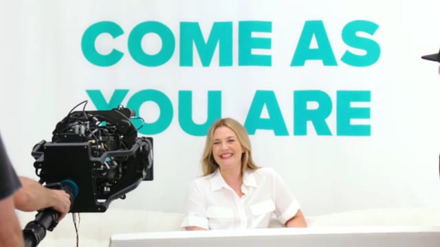 Go Behind the Scenes with Drew Barrymore