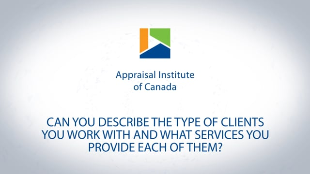 Can you describe the type of clients you work with and what services you provide each of them