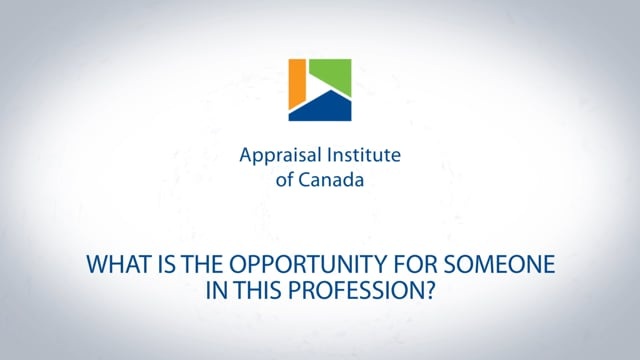 What is the opportunity for someone in this profession