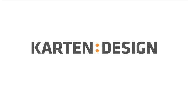 Karten Design - Video - 1