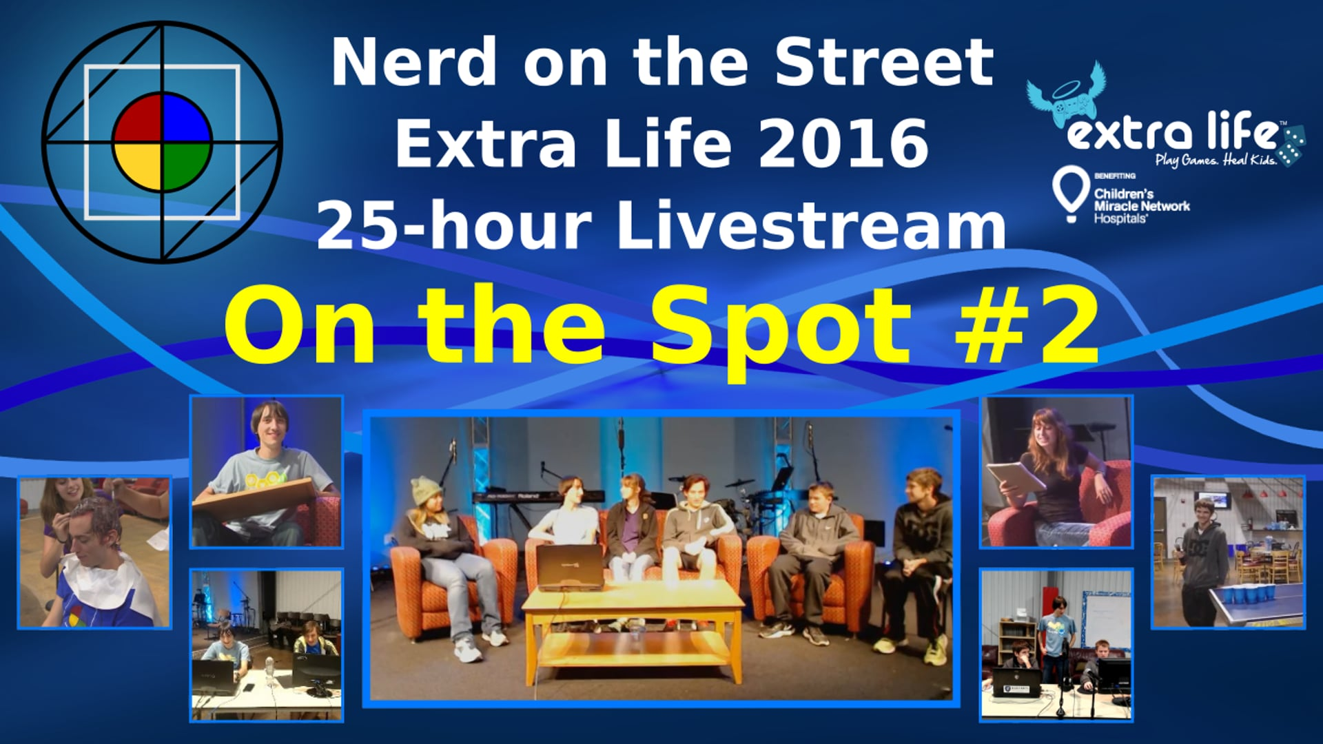 On the Spot, Episode 2 - Extra Life 2016