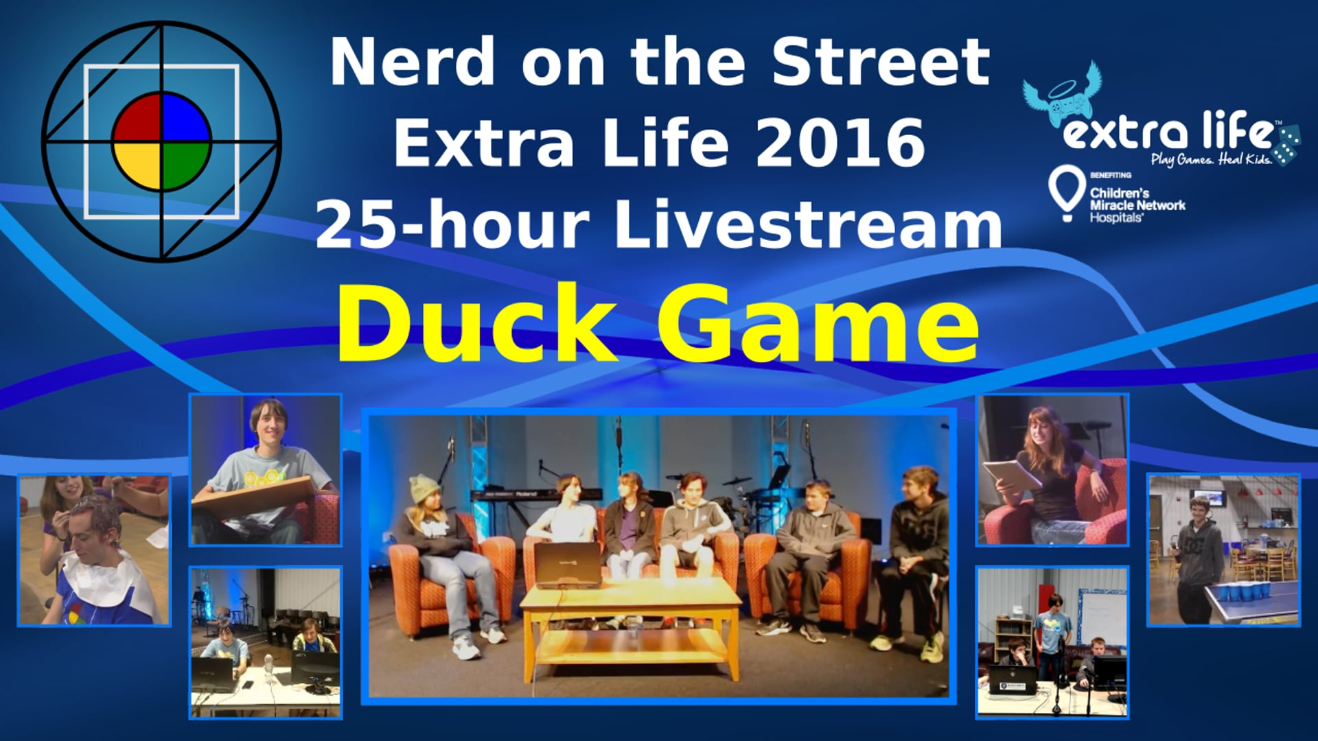 Duck Game - Extra Life 2016