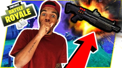 THE NEW SHOTGUN! SOMEONE HAS TO DIE! - Fortnite Battle Royale Gameplay