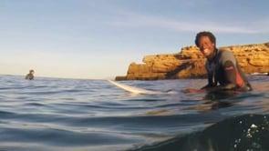 Christian Minsansa- Senegal, France to Cornwall