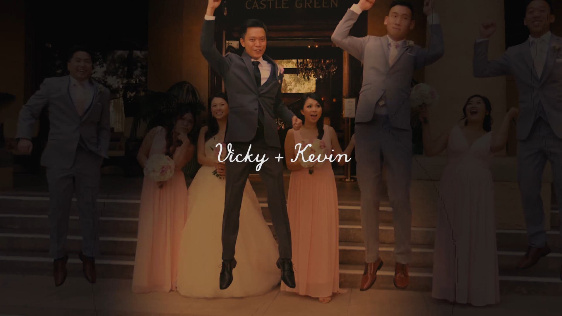 Vicky + Kevin Featurette Film