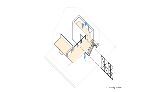 798 BRIC Art Space Diagrams