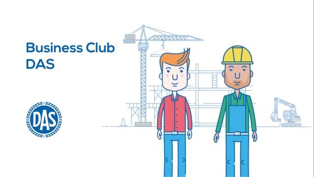 Business Club DAS - Embedded link