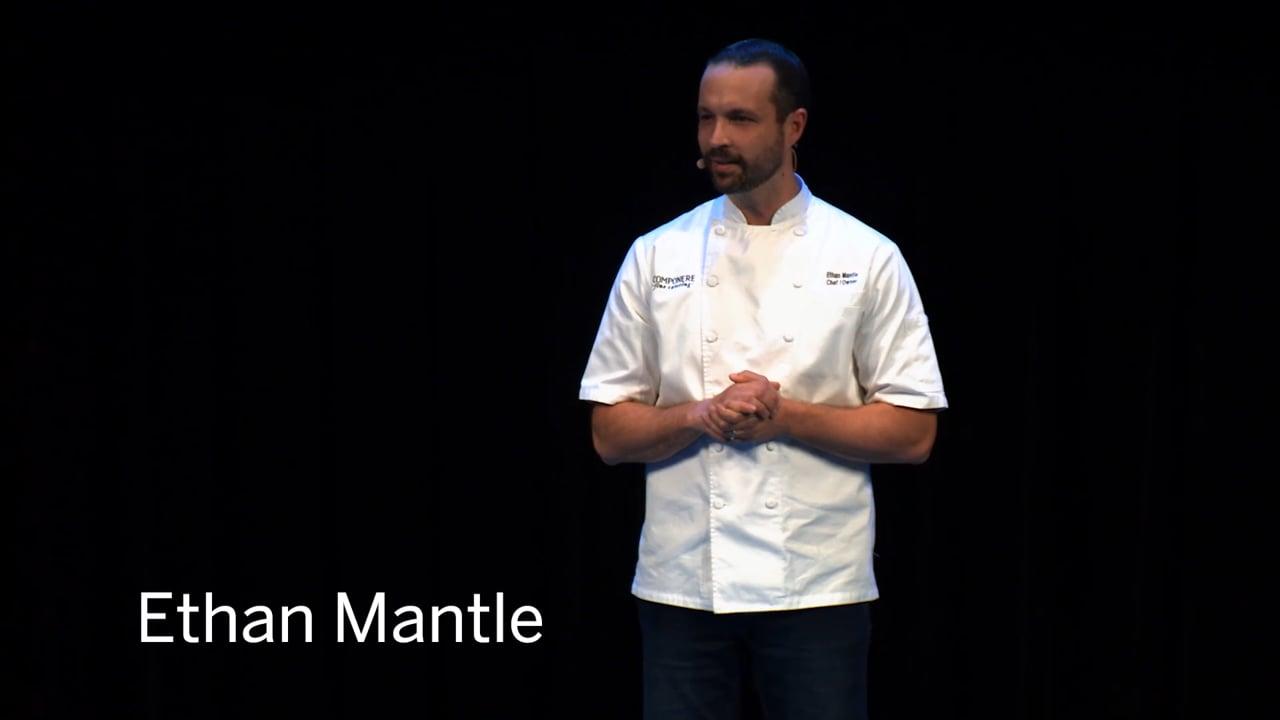 Enlightened Hospitality | Ethan Mantle | STIR 2018