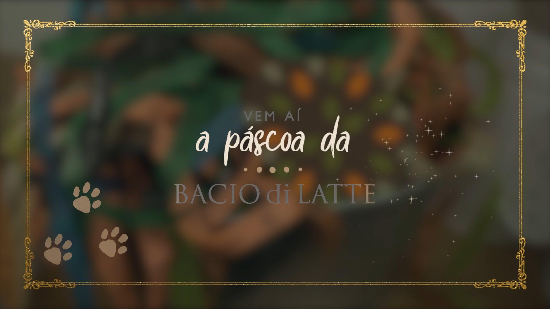 Páscoa | Bacio di Latte