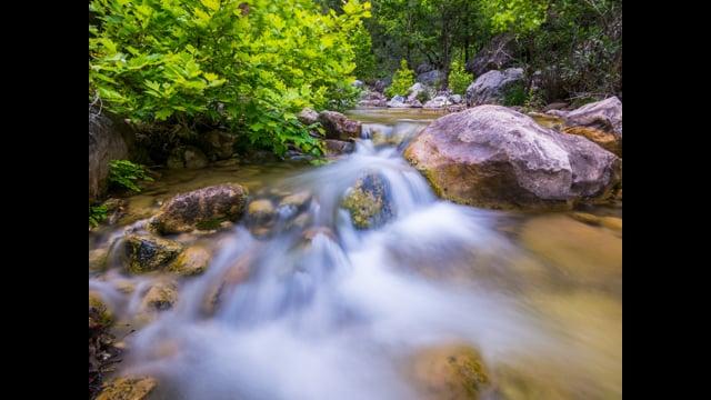 Clear Mountain Stream