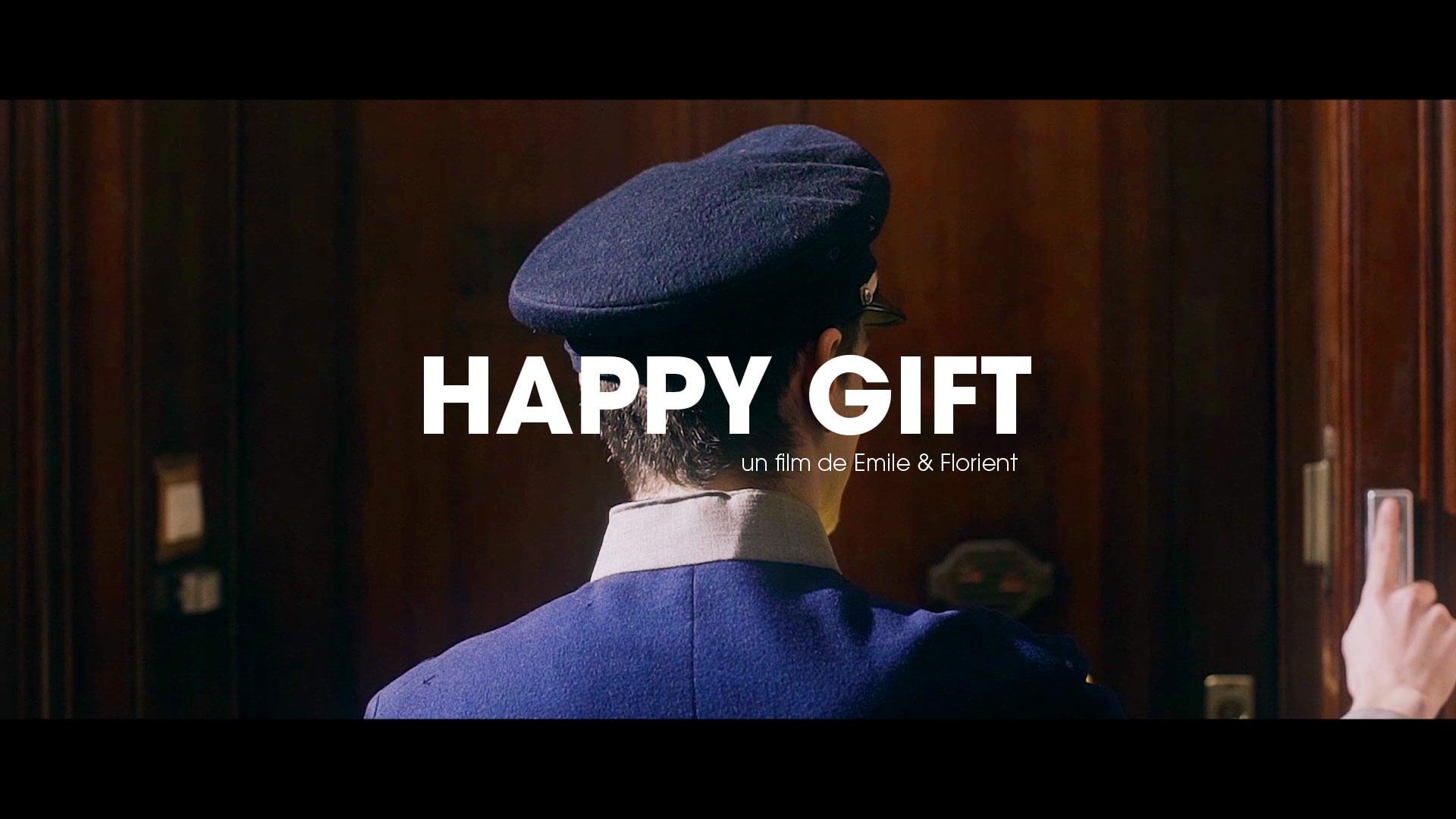 Je suis happy gift - Nikon Film Festival