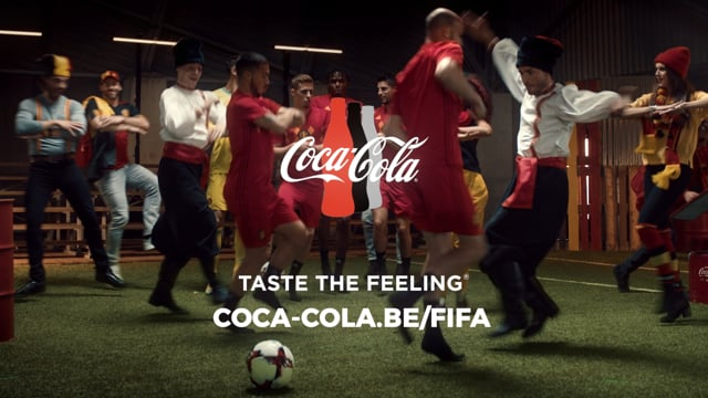 Coca-Cola TVC WK 2018 NL
