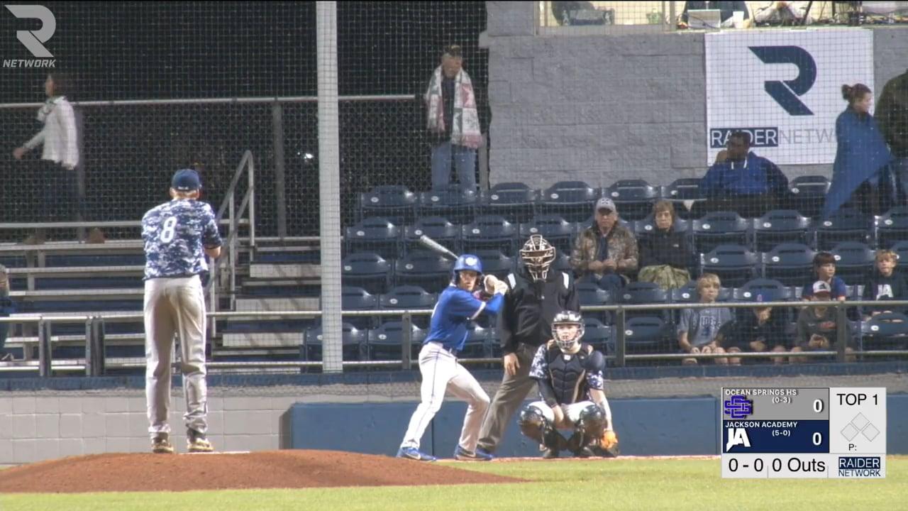 Varsity Baseball-2018-Mar 1-Ocean Springs