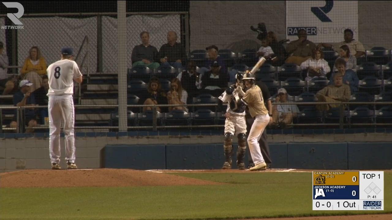 Varsity Baseball-2018-Feb-15-Canton (DH-Game2)