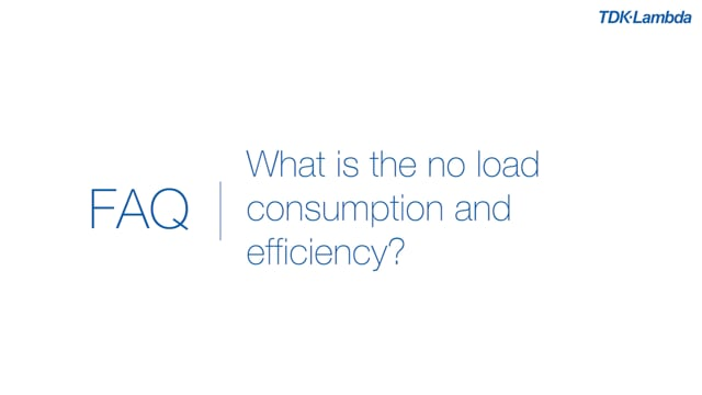 What is the no load consumption and efficiency of CUS150M medical power supplies?