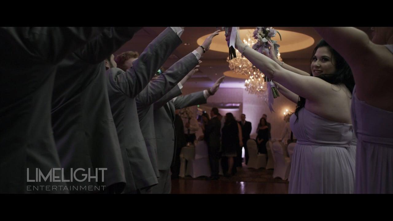 The Jones Wedding   Windsor Ballroom   Phil Zanardi of Limelight Entertainment