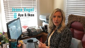 Jeana Vogel - Time for Alimony to Change