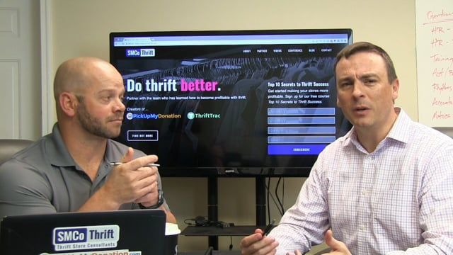 Separating the Thrift Enterprise from the Non-profit