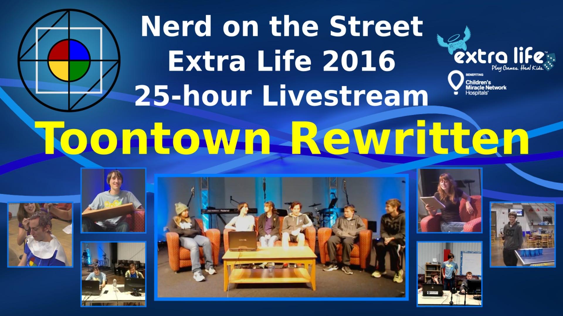 Toontown Rewritten - Extra Life 2016