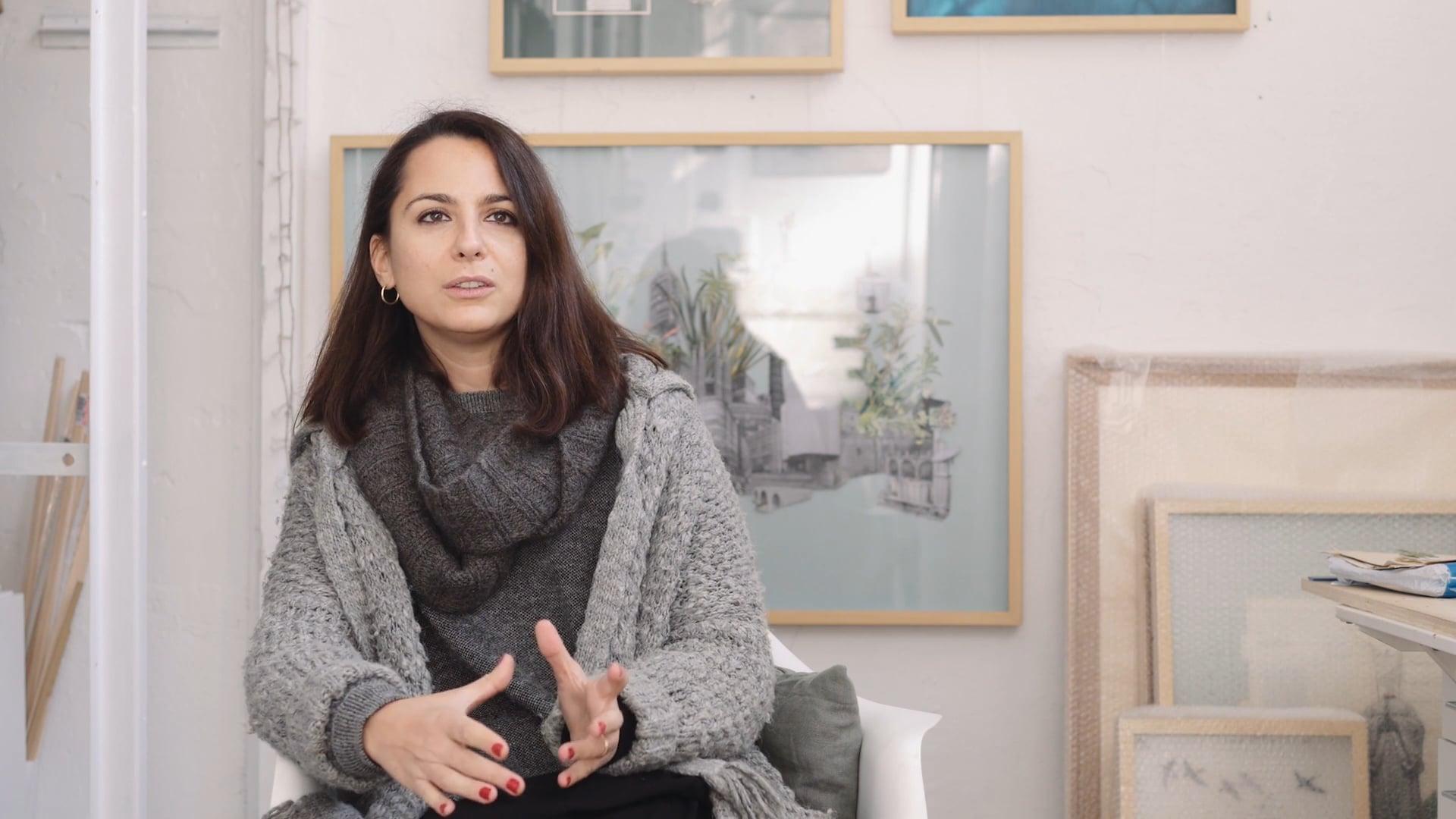 Marta de los Pajaros - Presentacion nueva expo