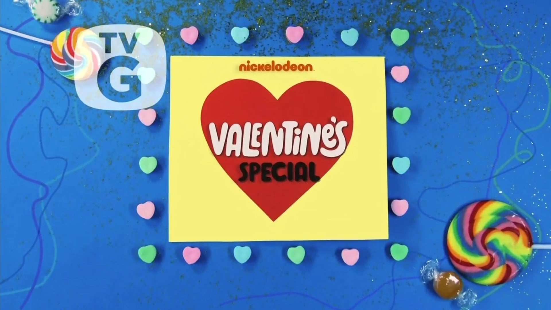 Nickelodeon's Not So Valentine's Special-Open