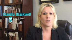 Claudia Blackwell - Petitions to Modify Alimony