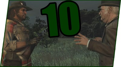SEARCHING FOR THE LOST LITTLE GIRL! - Red Dead Redemption Undead NightMare Walkthrough