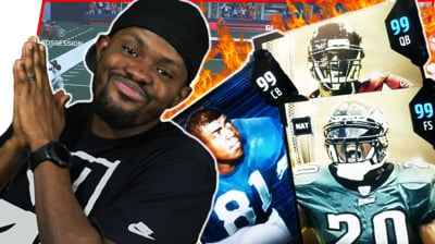 A TEAM FULL OF 99'S AND I'M NOT SCARED! - Madden 18 MUT PS4 Gameplay
