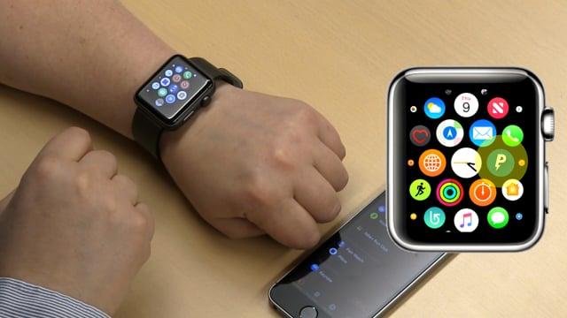 Apple Watch health app video