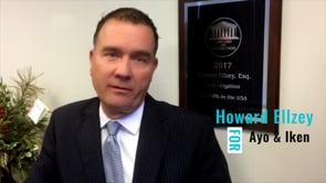 Howard Ellzey on DVI Cases