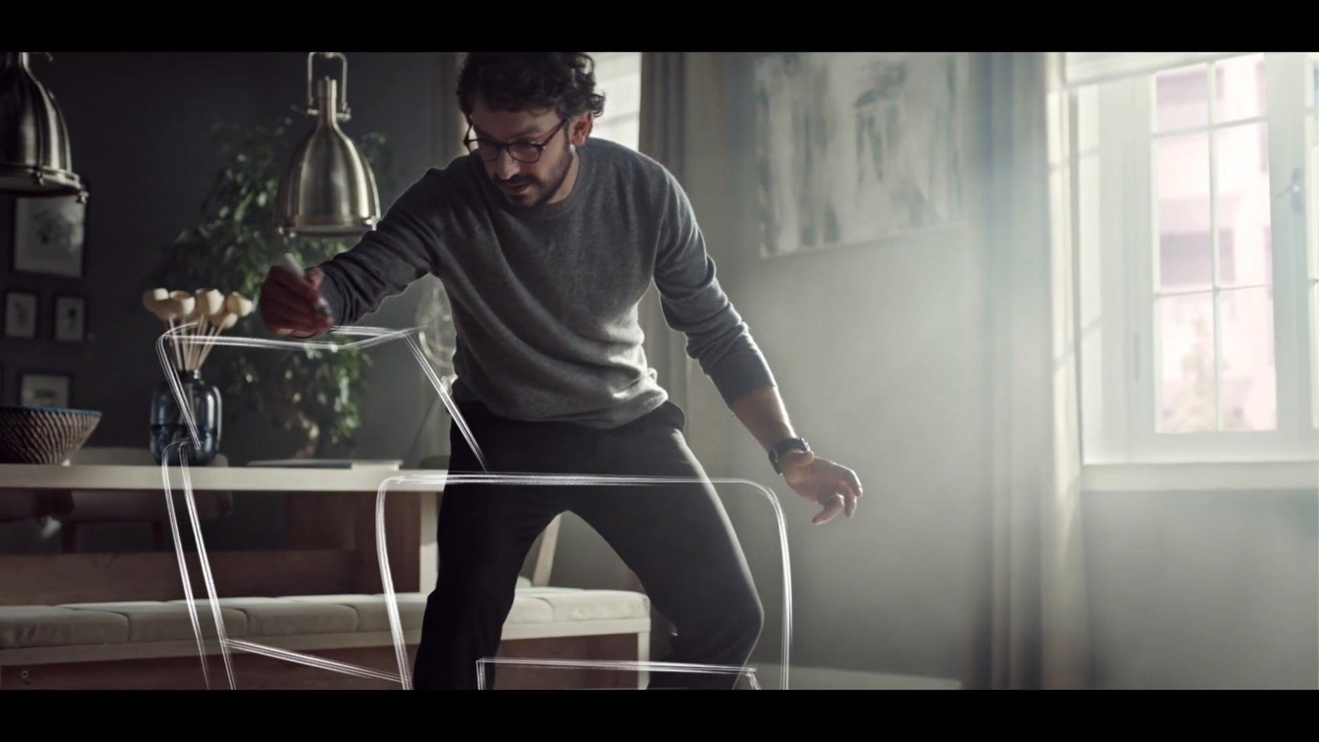 Mehmet AKSIN DOP-Kelebek Furniture_Designer (Saloon) TVC