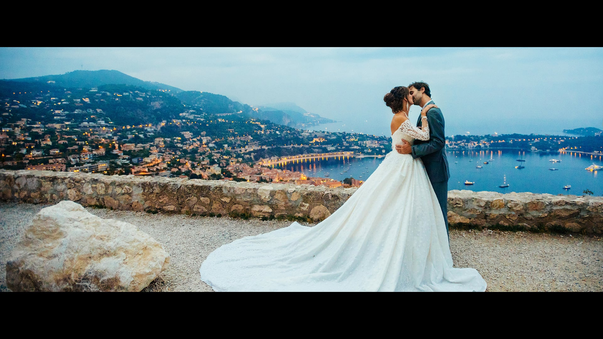 Frank & Victoria / Wedding / Côte d'Azur