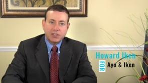 Howard Iken on Mediation