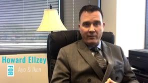 Howard Ellzey on financial affidavits