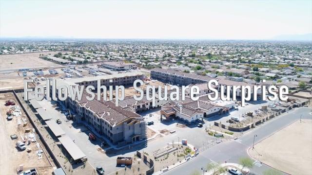 Fellowship Square Surprise: March Progress