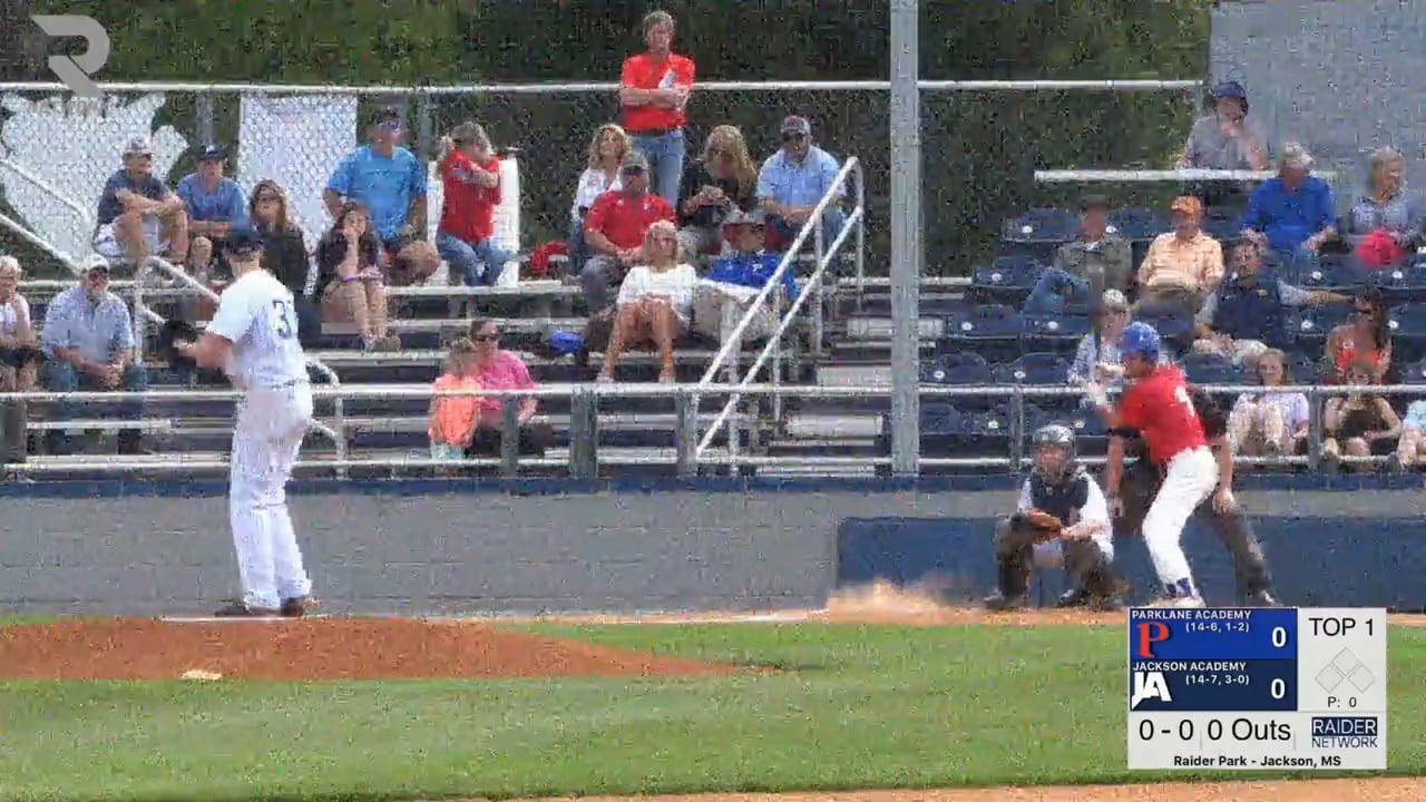 Varsity Baseball-2018-Apr-03-Parklane Academy