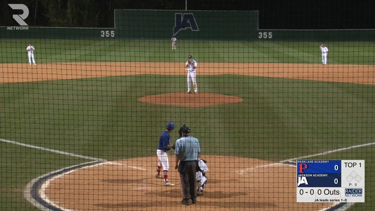 JV Baseball-2018-Apr-03-Parklane Academy