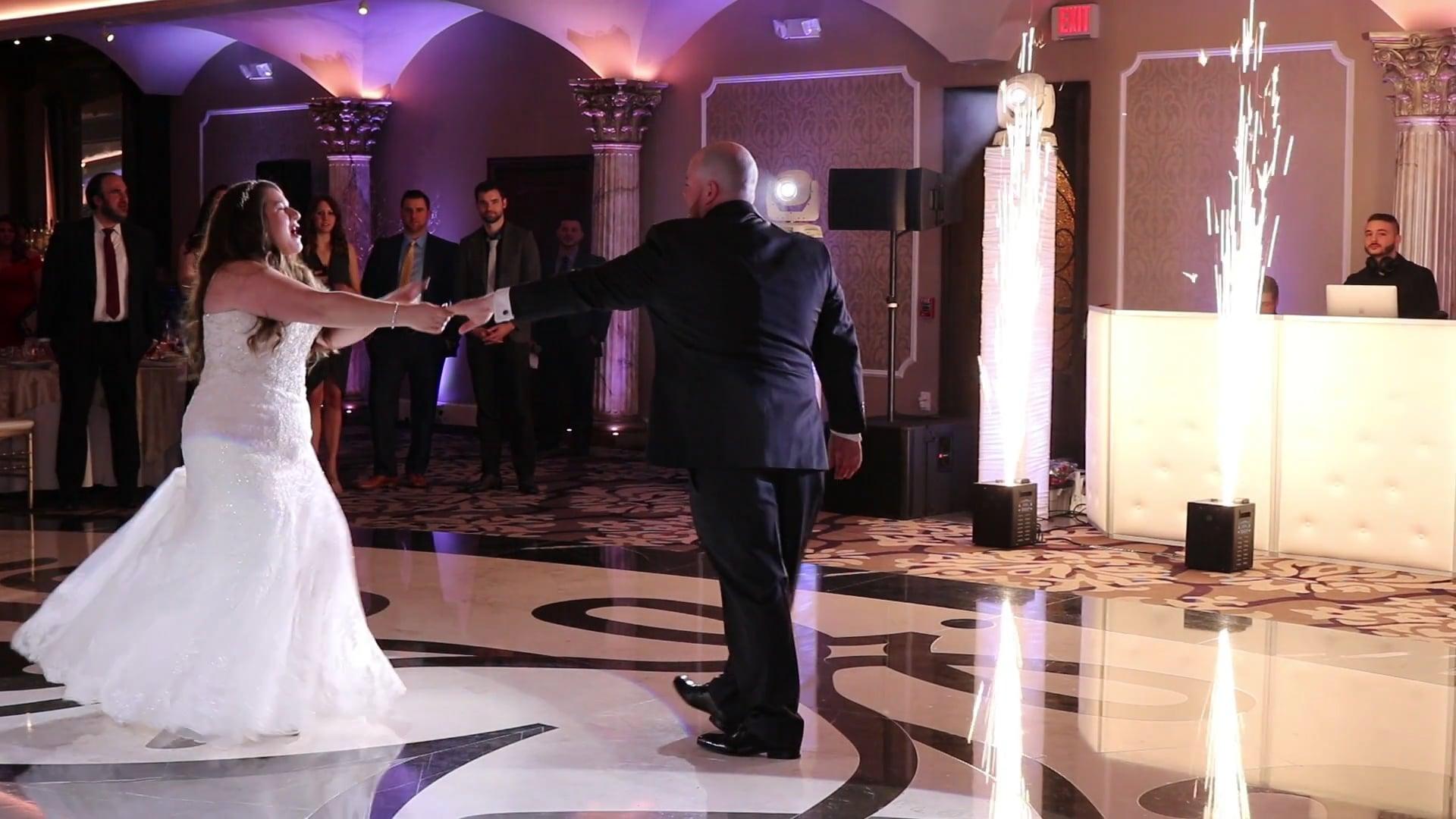 AJH Entertainment Weddings: Jamie & John's Wedding, Grand Marquis, Old Bridge NJ