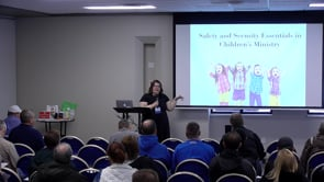 Safety and Security Essentials in Children's Ministry