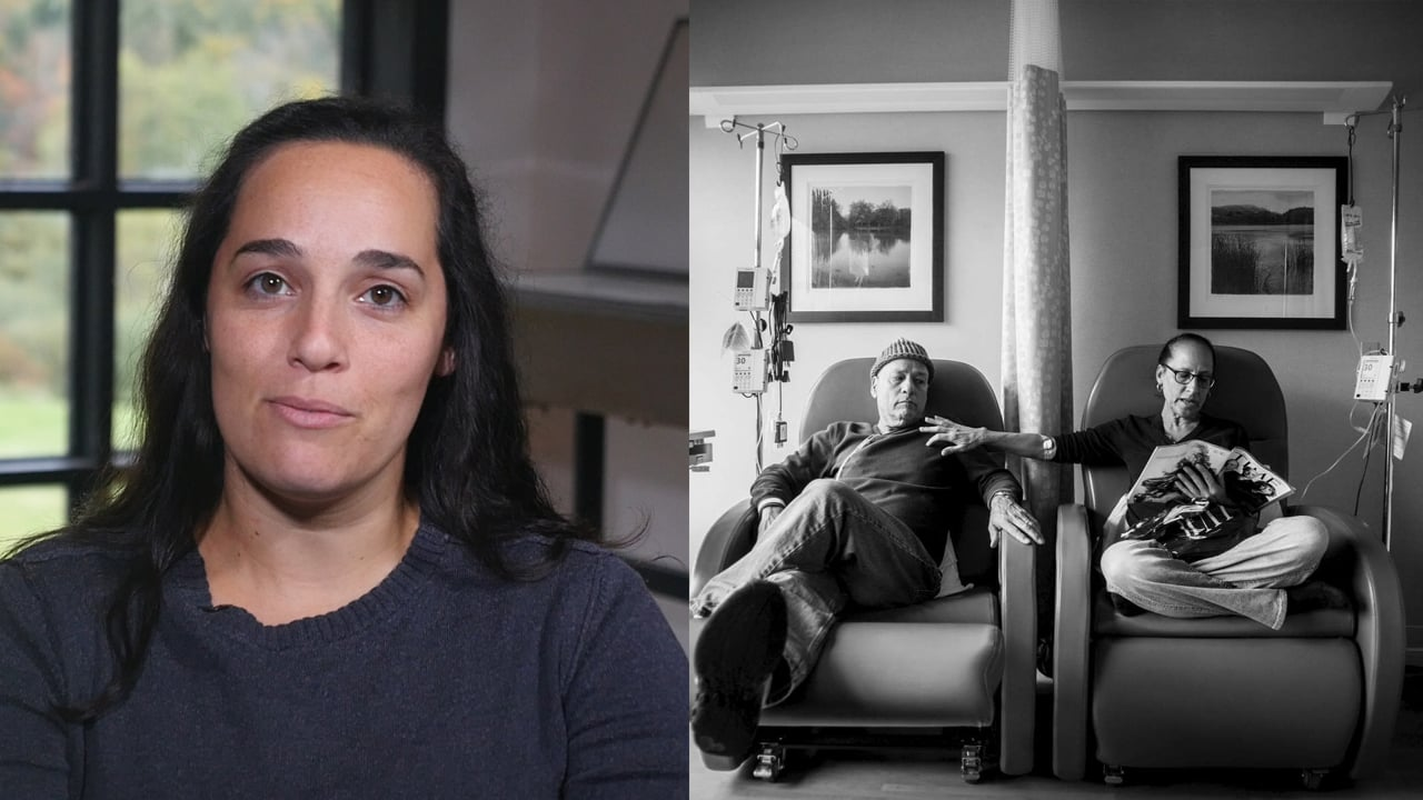 Nancy Borowick The Family Imprint
