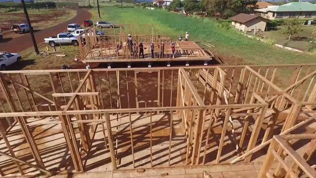 Kauai Habitat for Humanity | Instagram Clip