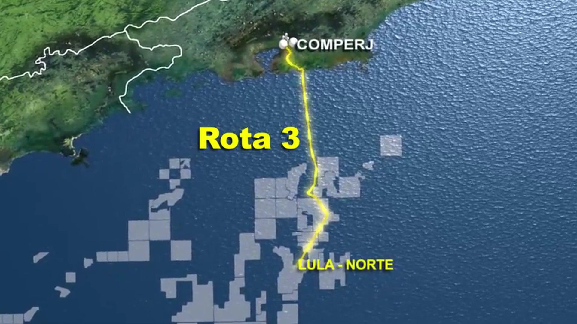 Rota 3 - Petrobras