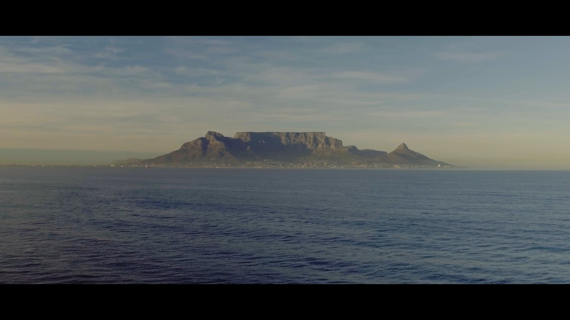 The Table Mountain Cableway