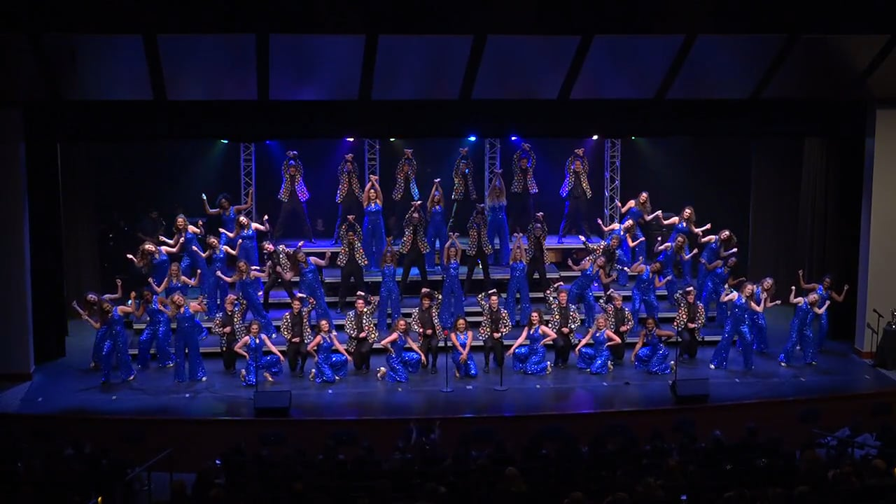 Show Choir-2018-Apr-05-Encore and Showtime Performance