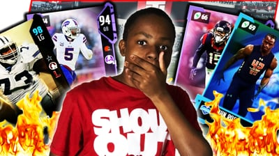 FINALLY BUILT TO WIN! THIS OFFENSE IS FIRE!! - Mut Wars Midweek Match-Ups