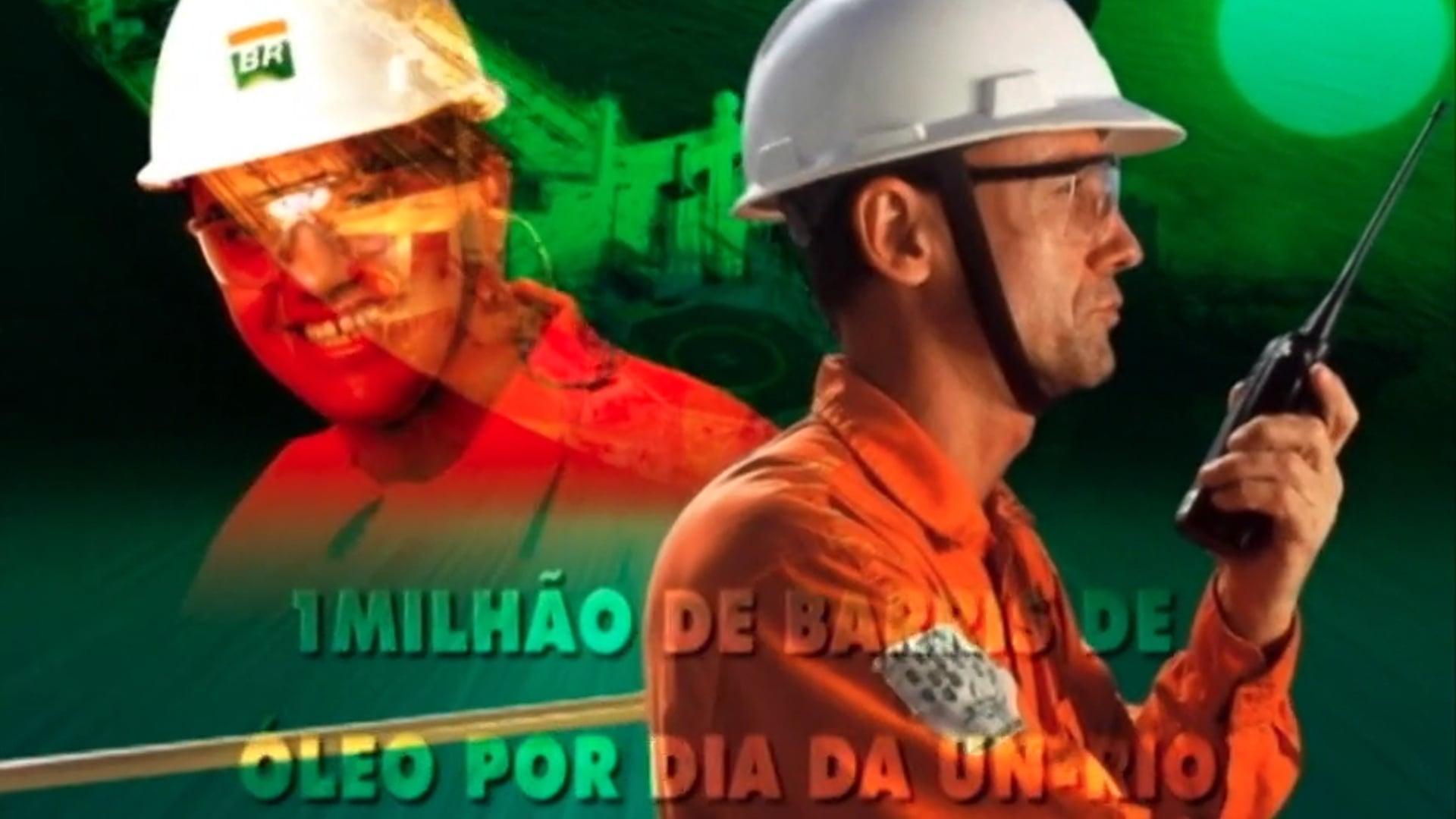 """Documentário Petrobras """"Um Milhão de Barris"""""""