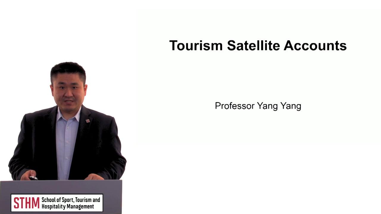 60500Tourism Satellite Accounts