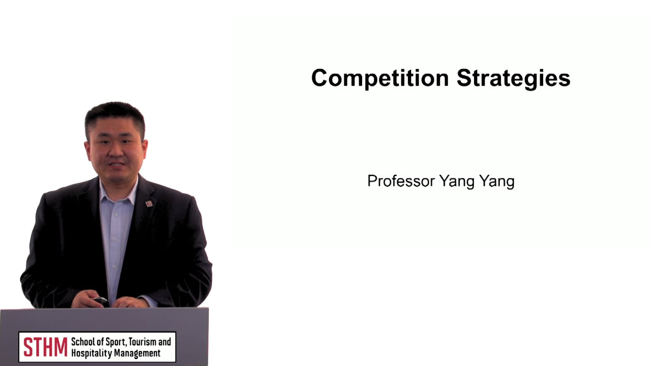 60494Competition Strategies