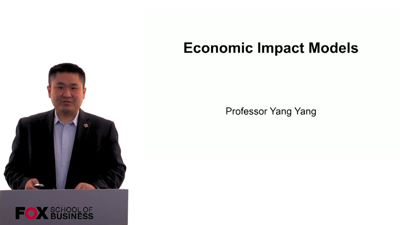 60499Economic Impact Models